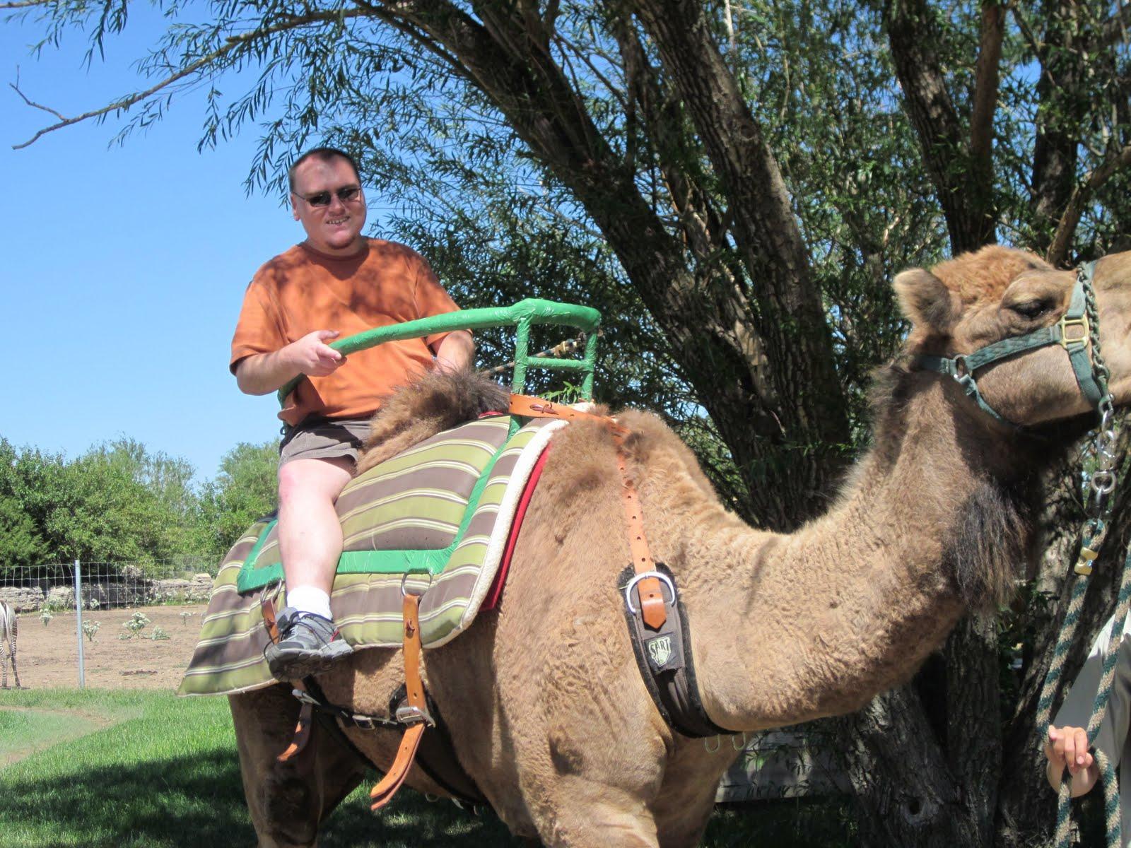 Having a Wild Time at Tanganyika Wildlife Park – He Said What?!
