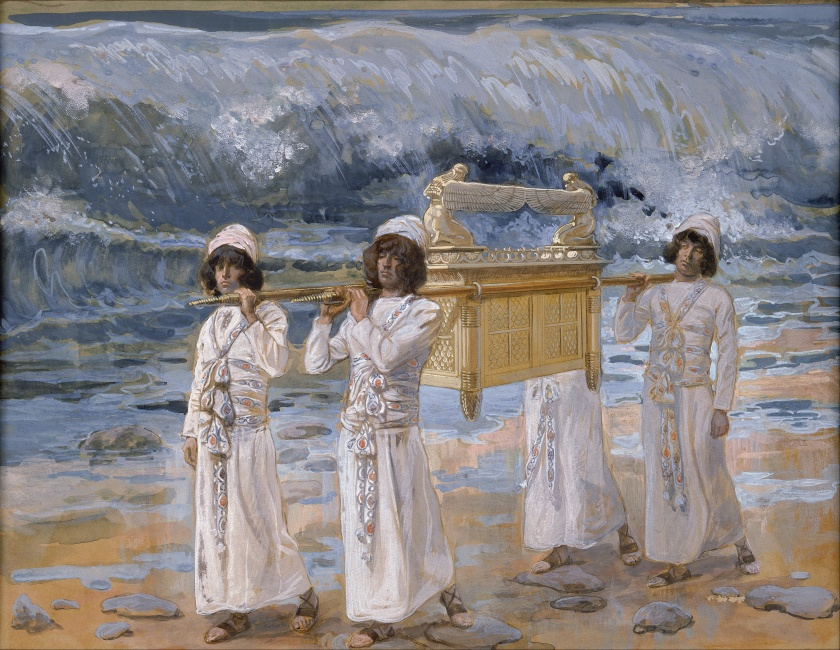 James_Jacques_Joseph_Tissot_-_The_Ark_Passes_Over_the_Jordan_-_Google_Art_Project