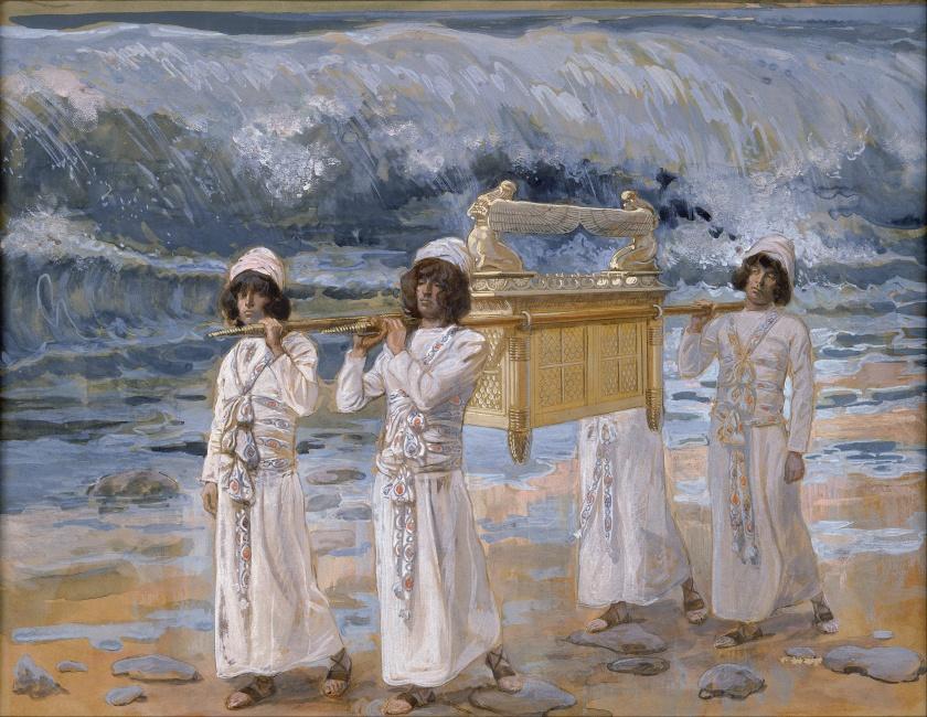 James_Jacques_Joseph_Tissot_-_The_Ark_Passes_Over_the_Jordan_-_Google_Art_Project